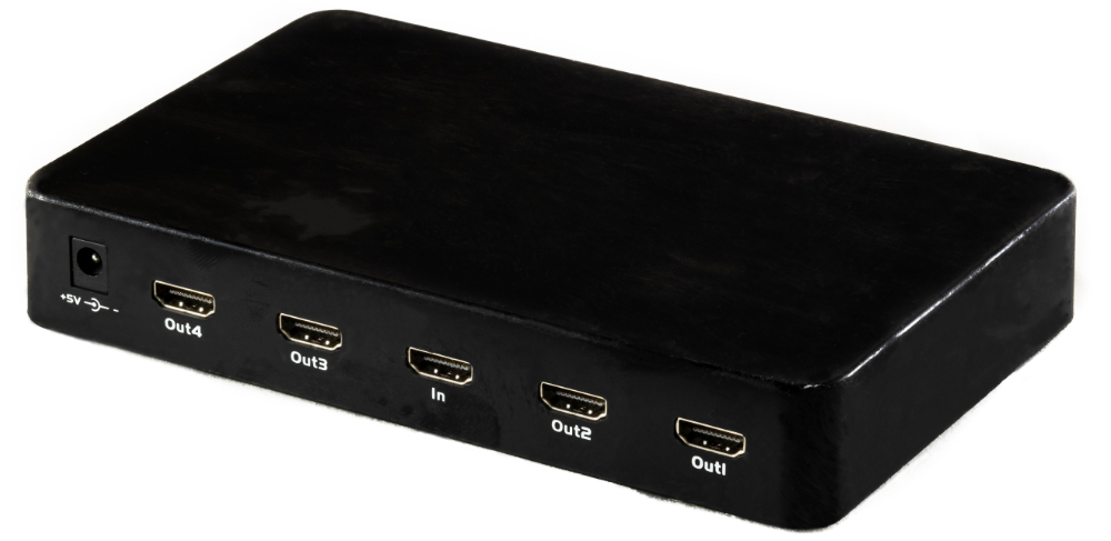 1-In/4-Out Hdmi Splitter
