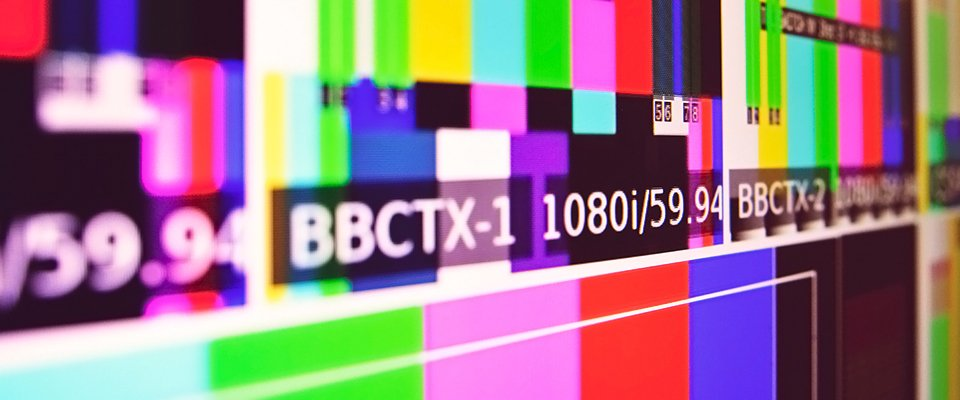 1080i vs 1080p - Which Is Best for Your 720p HDTV? - TV test graphic