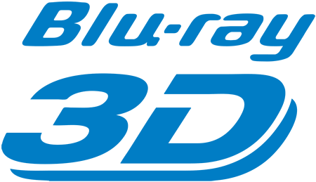 3D Blu-Ray Logo