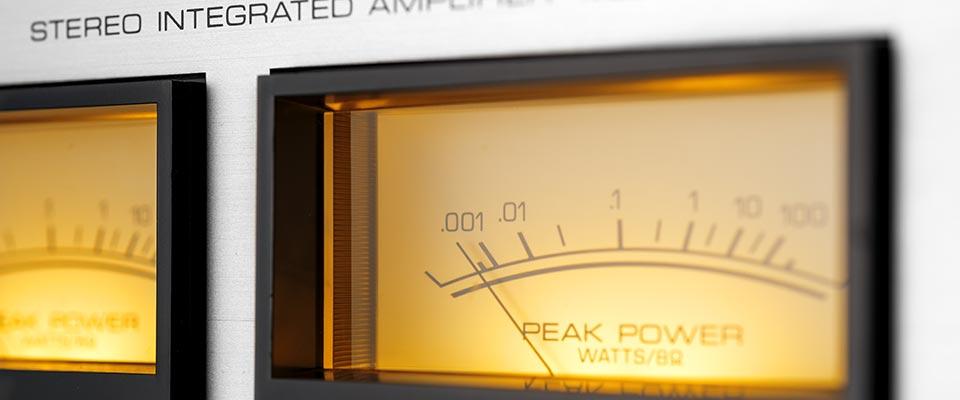 Amplifier Power Meter