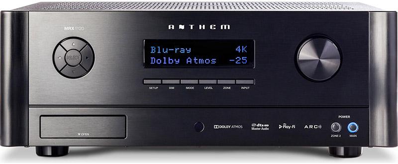 Anthem Mrx 1120 11.2-Ch Av Receiver