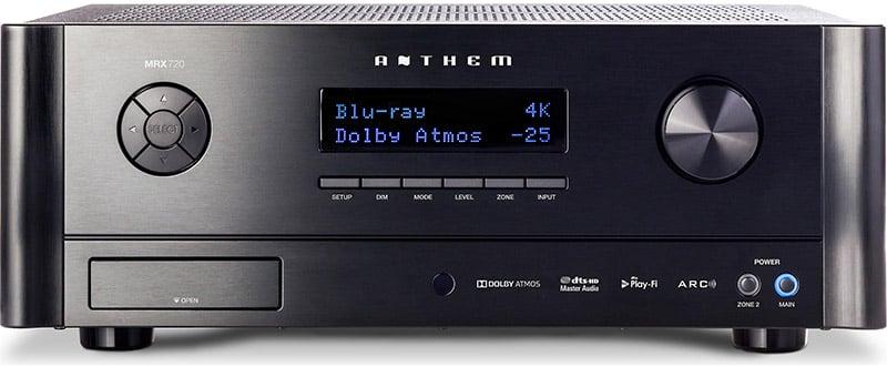 Anthem Mrx 720 7.2-Ch Av Receiver