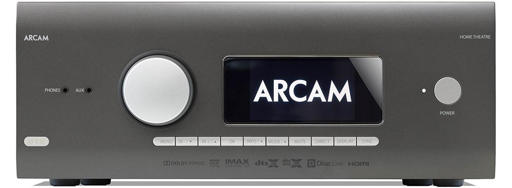 Arcam Avr10 7.2-Ch Av Receiver