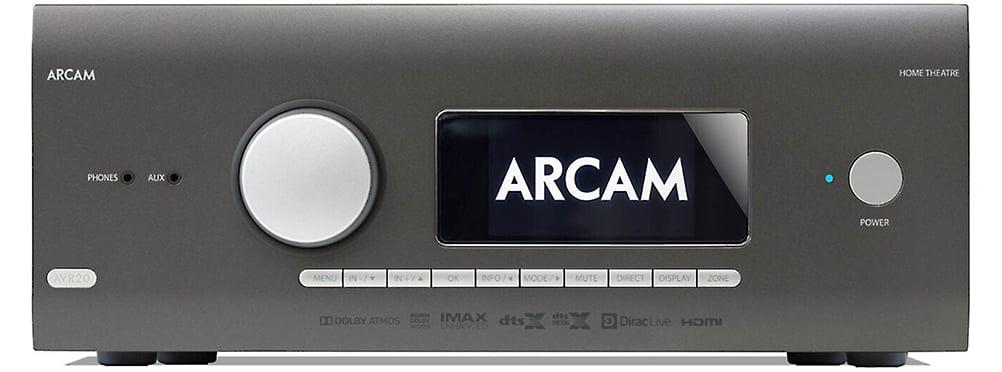 Arcam Avr20 7.2-Ch Av Receiver