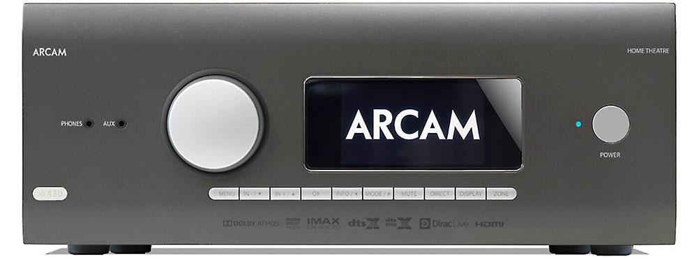 Arcam Avr30 7.2-Ch Av Receiver