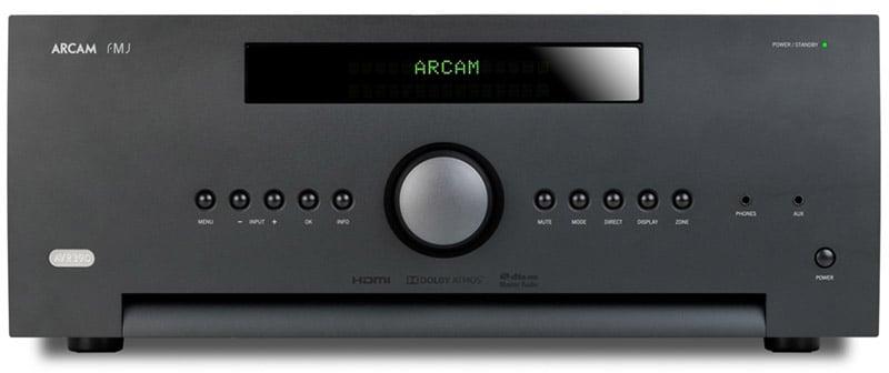 Arcam Avr390 7.2-Ch Av Receiver