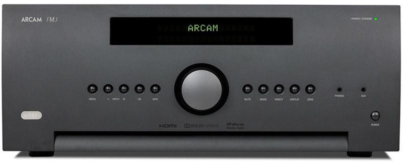Arcam Avr550 7.2-Ch Av Receiver