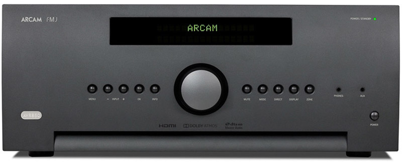 Arcam Avr850 7.2-Ch Av Receiver
