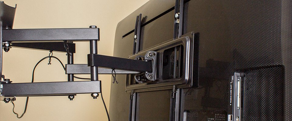 Articulating Flat Screen TV Wall Mounts and Brackets