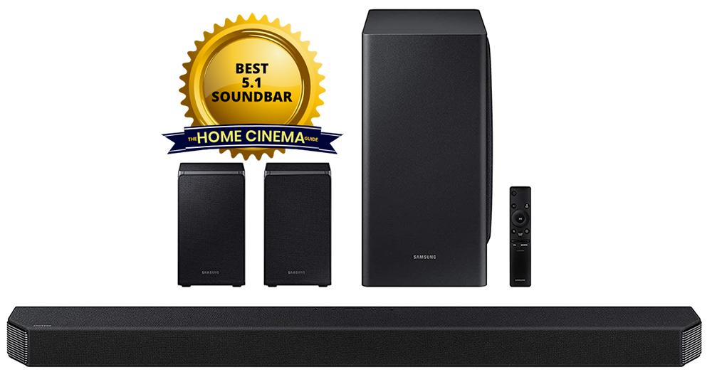 Best 5.1 Soundbar: Samsung Hw-Q950T
