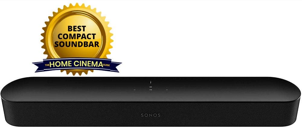 Top Compact Soundbar: Sonos Beam