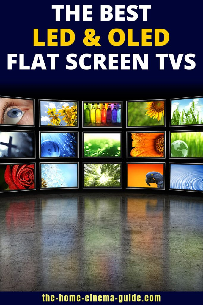 The Best Led And Oled Flat Screen Tvs