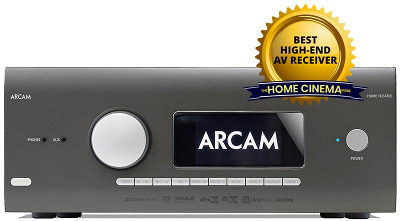 Best High-End Av Receiver: Arcam Avr30 7.2-Ch Av Receiver