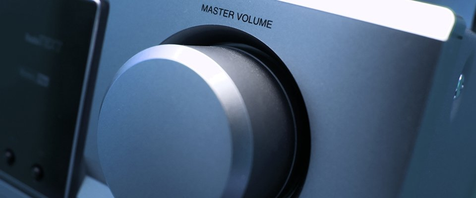 Which Are The Top 5 Best High-End Av Receivers? - Master Volume Control On An Av Receiver