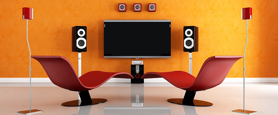 The Best Home Theater Systems: Top 10 Reviews &Amp;Amp; Buying Guide: A Modern Home Theater Room