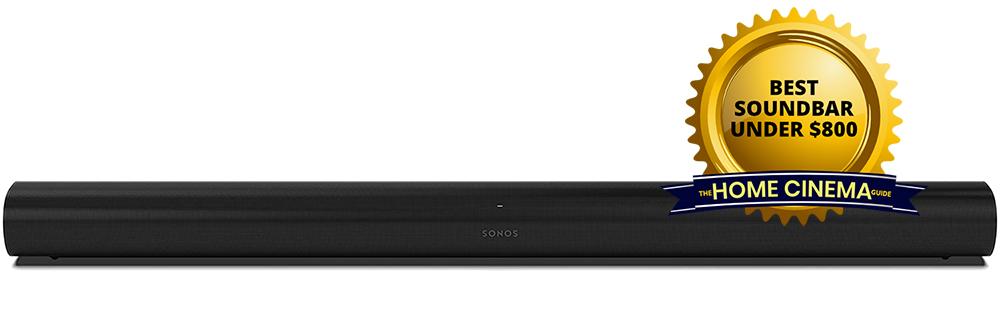 Top Soundbar Under $800: Sonos Arc Soundbar