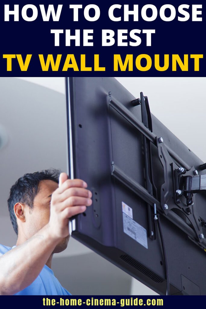 How To Choose The Best Tv Wall Mount