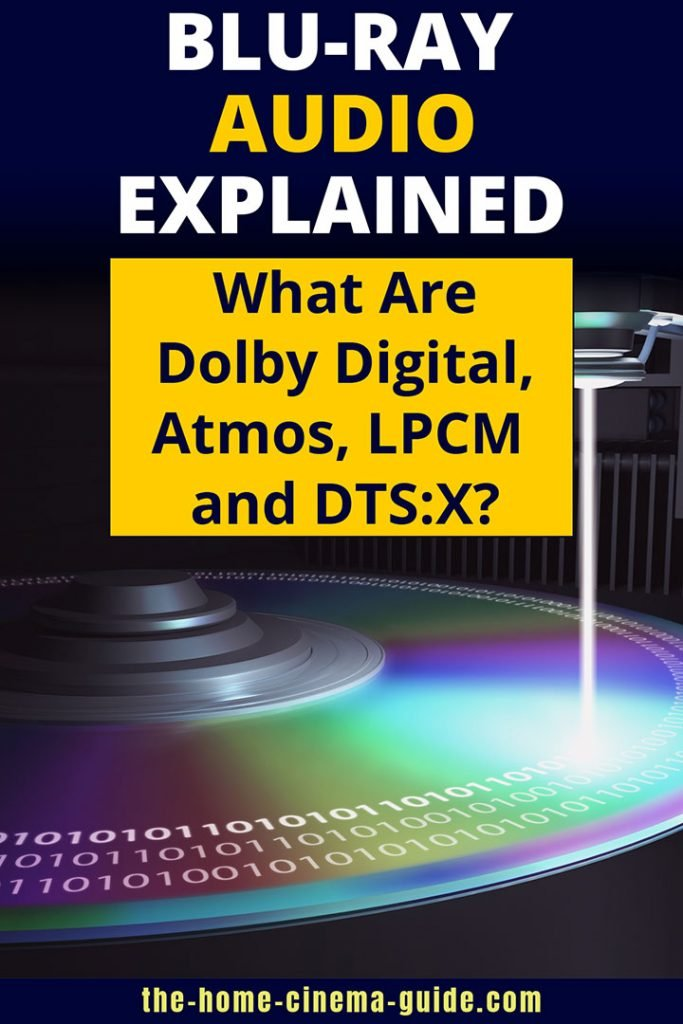 Blu-Ray Audio Explained: What Are Dolby Digital, Atmos, Lpcm And Dts:x?