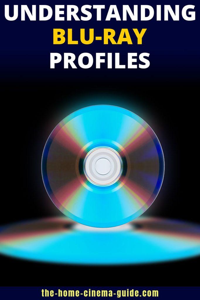Understanding Blu-Ray Profiles