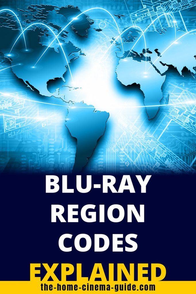 Blu-Ray Region Codes Explained