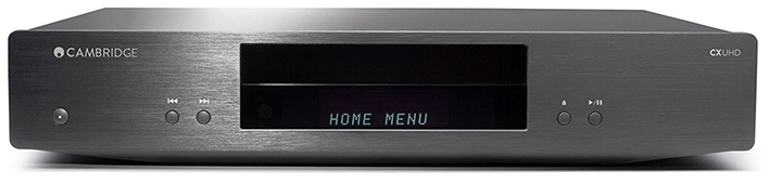 Cambridge Audio CXUHD 4K Universal Player