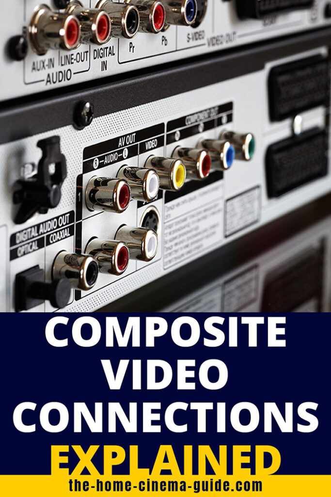 Composite Video Connections Explained