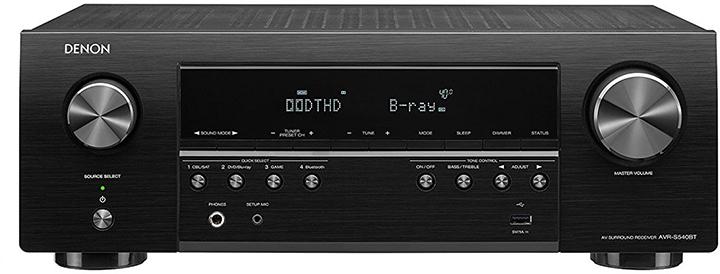 Denon AVR-S540BT 5.2-Ch AV Receiver