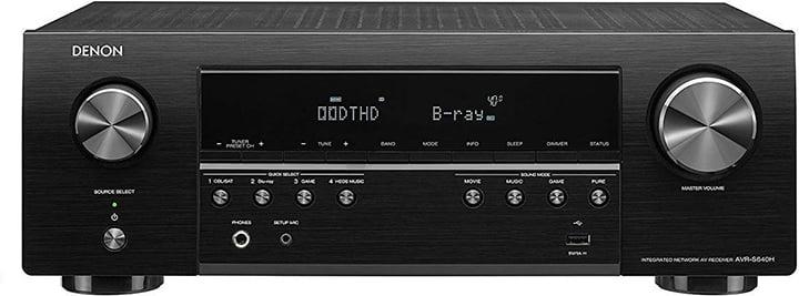 Denon AVR-S640H 5.2-Ch AV Receiver
