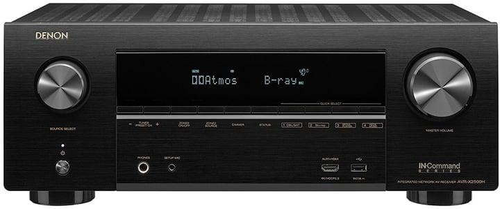 Denon AVR-X2500H 7.2-Ch AV Receiver