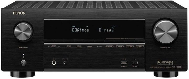 Denon AVR-X3500H 7.2-Ch AV Receiver