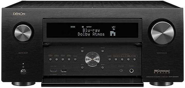 Top 5 Best High-End AV Receivers in 2019