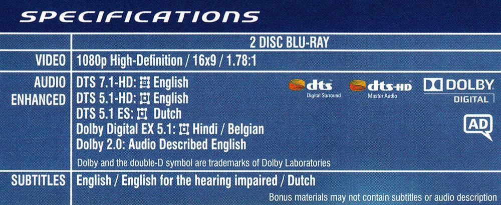Dolby Digital Audio Codec