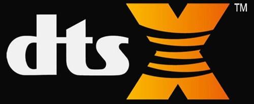 DTS:X Logo