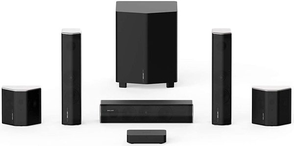 Enclave Audio Cinehome Ii Wireless Home Theater System