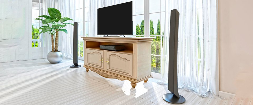 Introduction to Flat Screen TV Stands and Cabinets