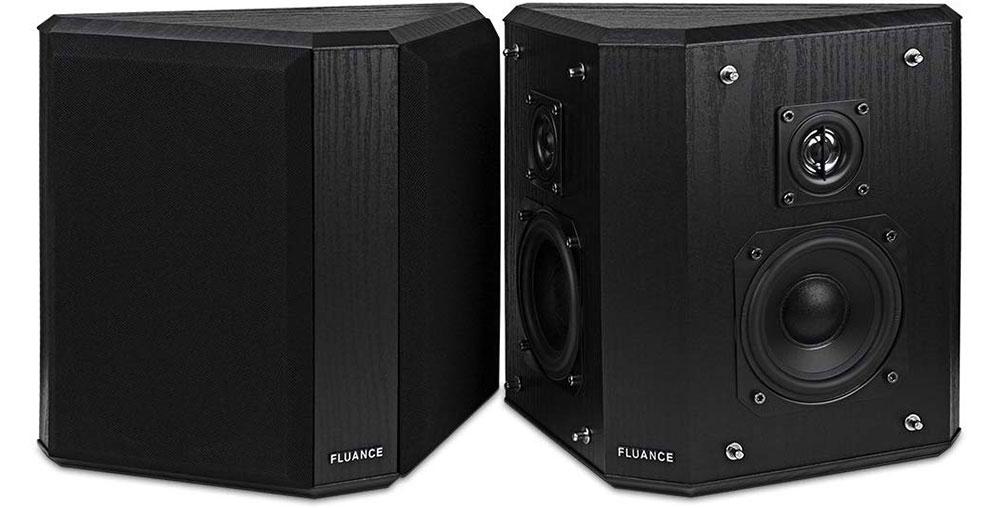 Fluance Sxbp2 Bipolar Surround Sound Speakers