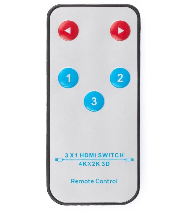 Hdmi Switch Remote Control