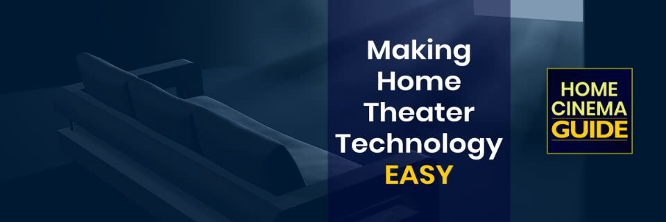 The Home Cinema Guide Banner