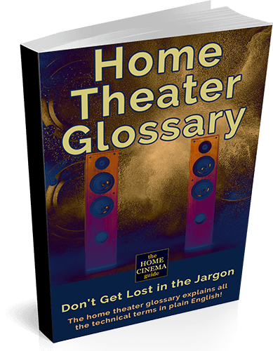 Home Theater Glossary Cover