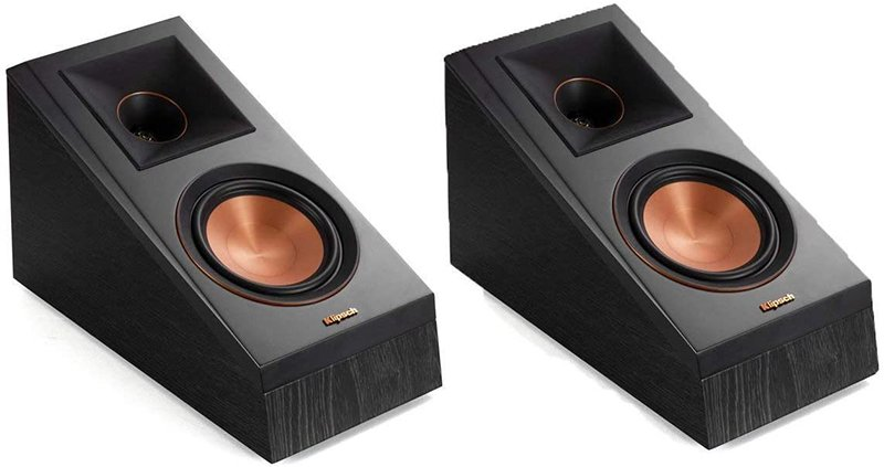 Klipsch Rp-500Sa Dolby Atmos Surround Sound Speakers