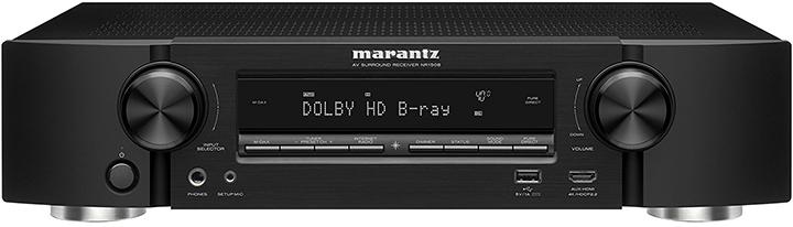 Marantz NR1508 5.2-Ch AV Receiver