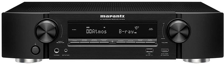 Marantz NR1609 7.2-Ch AV Receiver