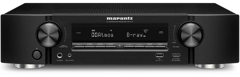 Marantz Nr1710 7.2-Ch Av Receiver