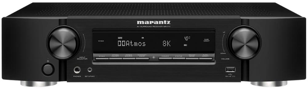 Marantz Nr1711 7.2-Ch Av Receiver