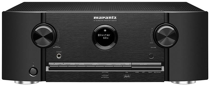 Marantz Sr5012 7.2-Ch Av Receiver