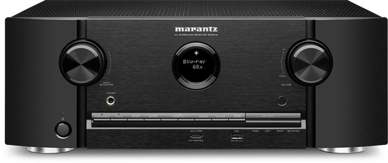 Marantz Sr5014 7.2-Ch Av Receiver