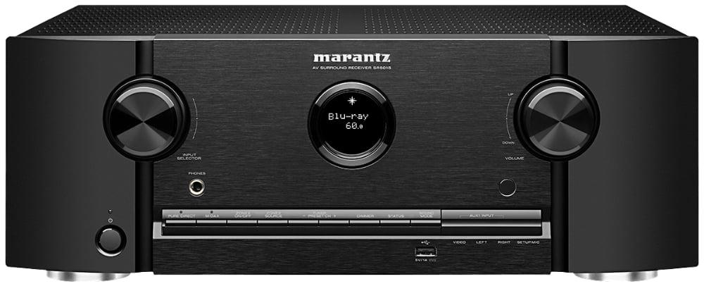 Marantz Sr5015 7.2-Ch Av Receiver
