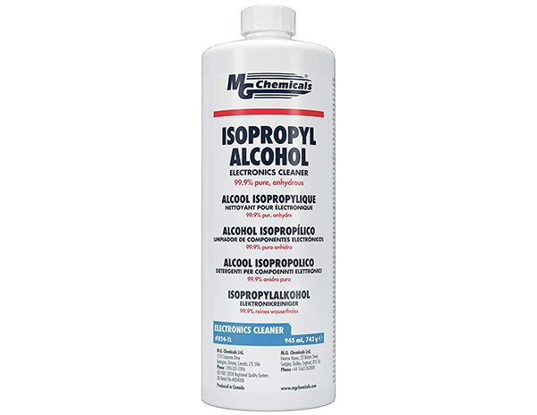Mg Chemicals Isopropyl Alcohol Electronics Cleaner