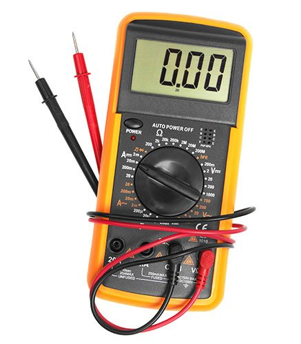 AV Receiver & Amplifier Power Ratings Explained - Electrical multimeter