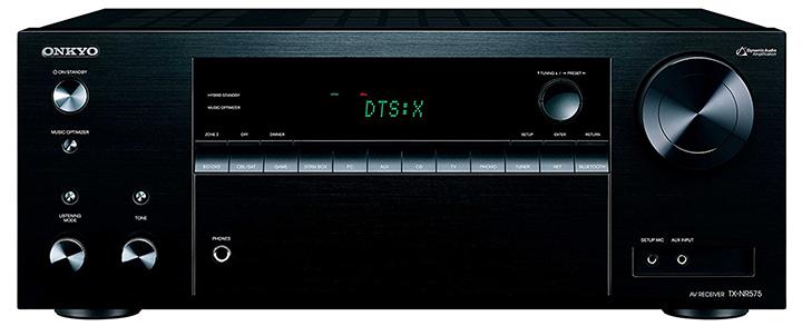 Onkyo TX-NR575 7.2-Ch AV Receiver